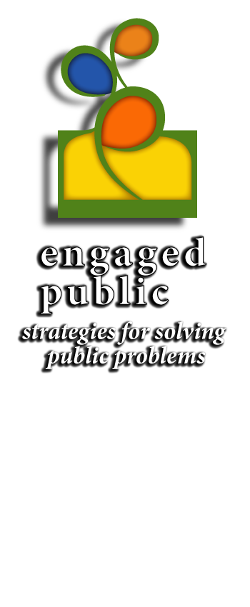 engaged public logo